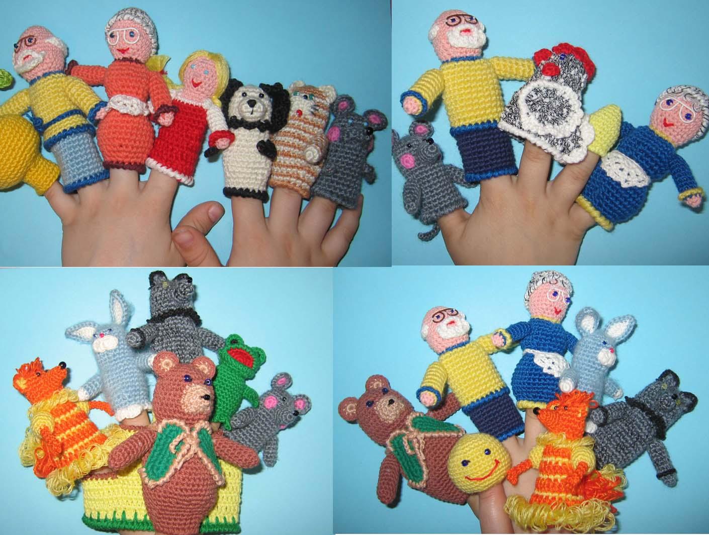 Фото кукольных театров своими руками